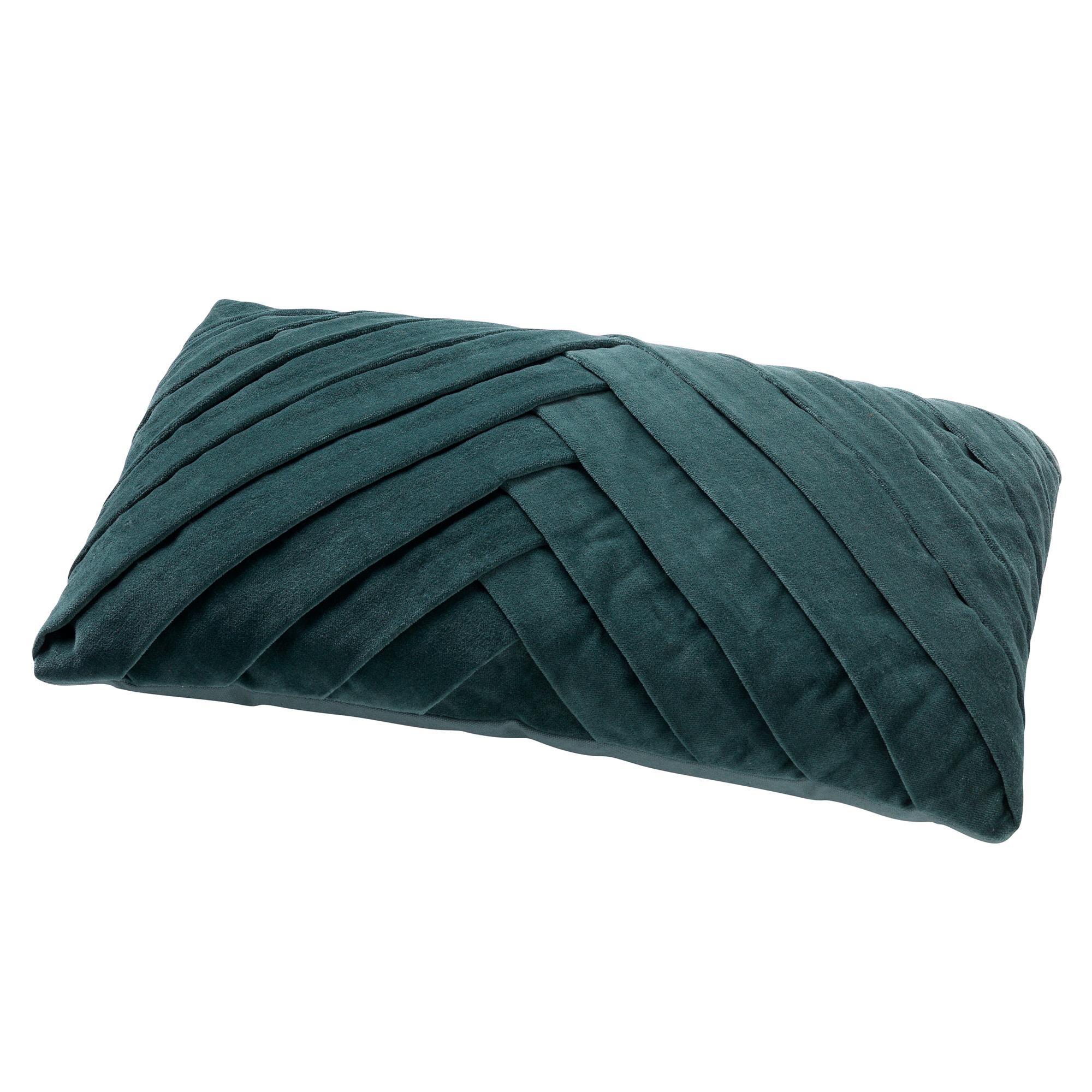 FEMM - Sierkussen velvet Sagebrush Green 30x50 cm