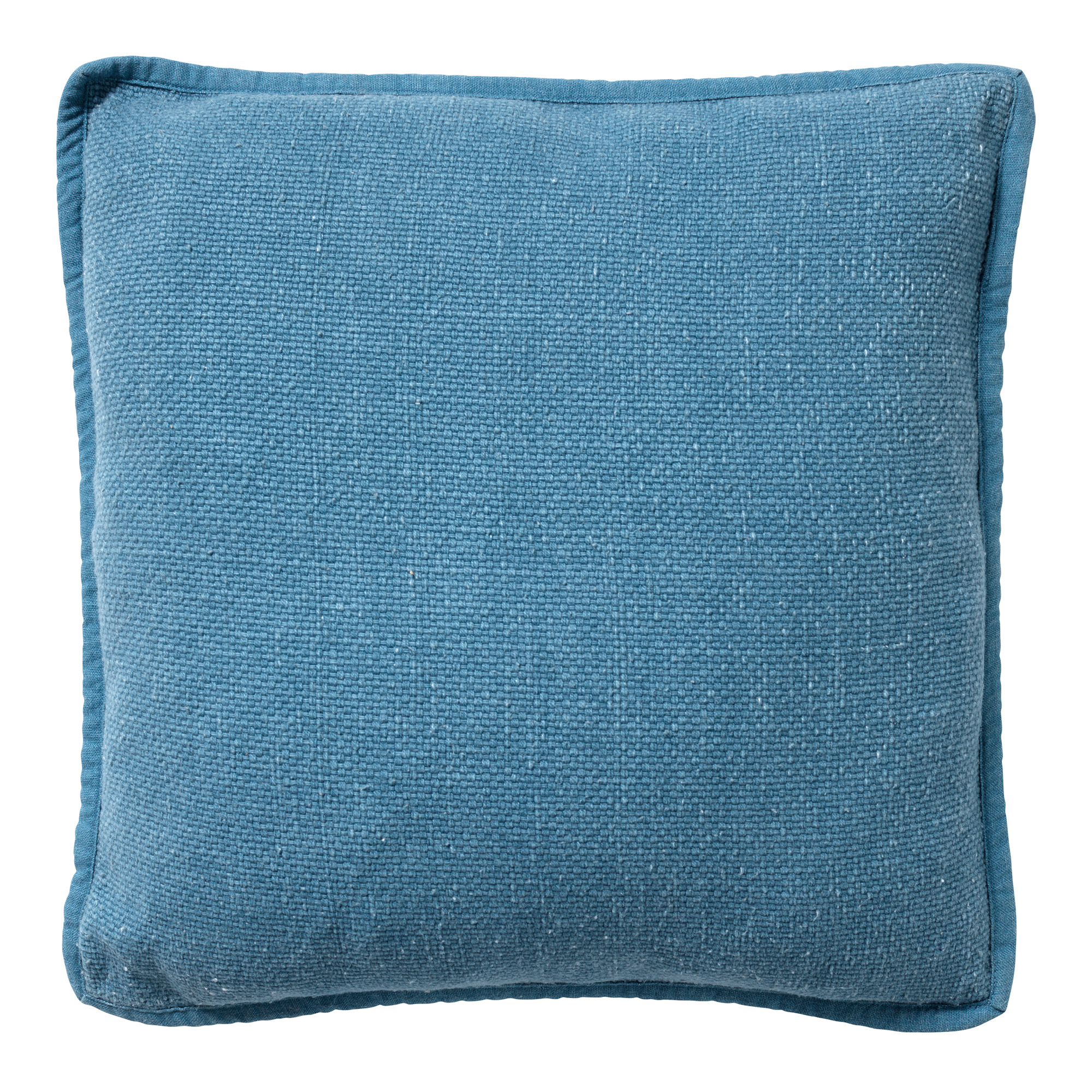 BOWIE - Sierkussen van katoen Provincial Blue 45x45 cm