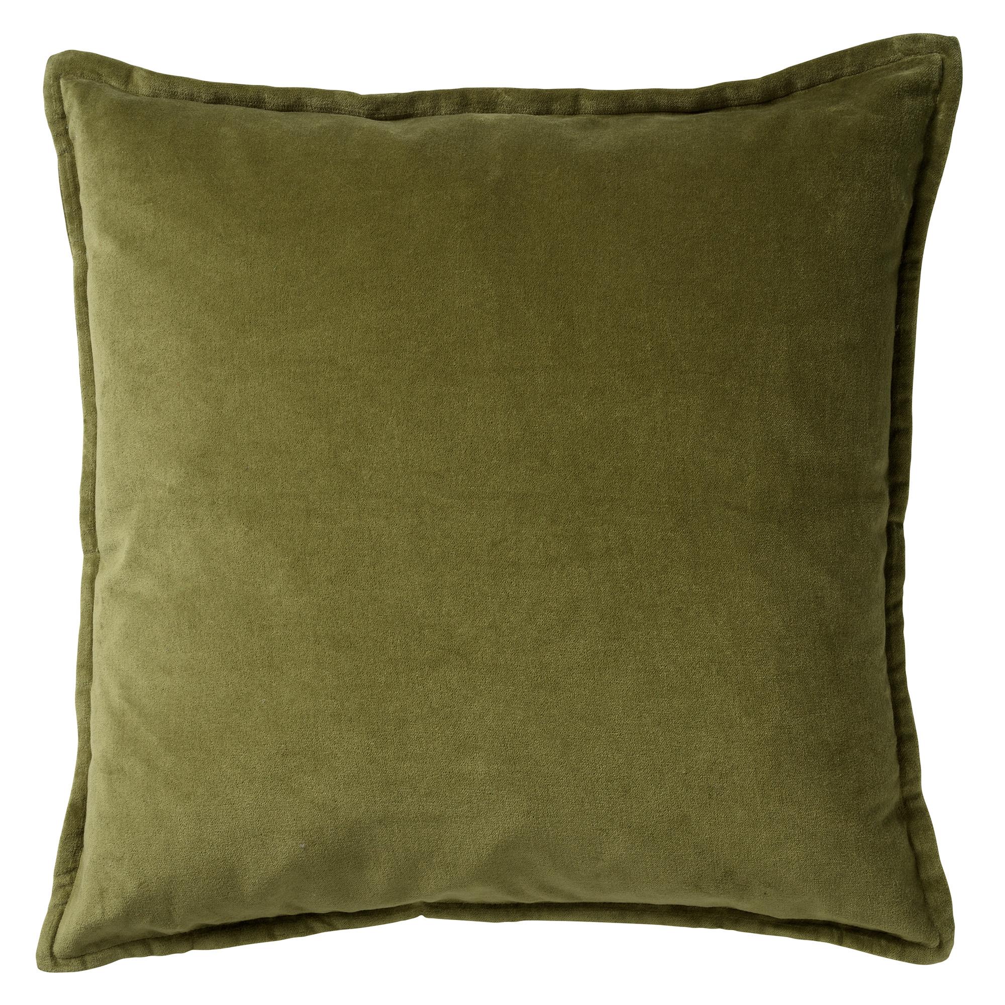 CAITH - Sierkussen velvet Calliste Green 50x50 cm