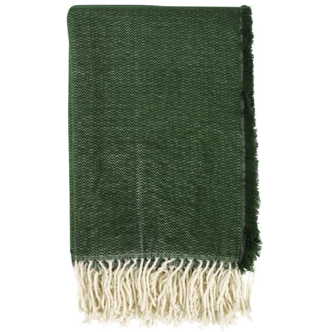 DANI - Plaid groen 130x170 cm