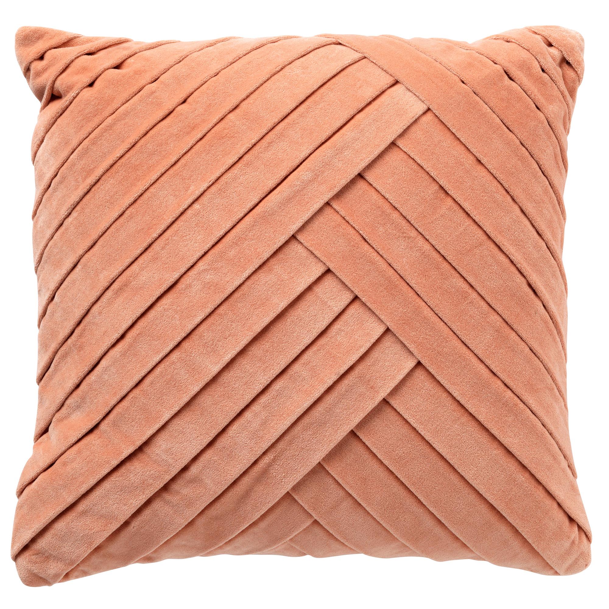 GIDI - Sierkussen velvet Muted Clay 45x45 cm