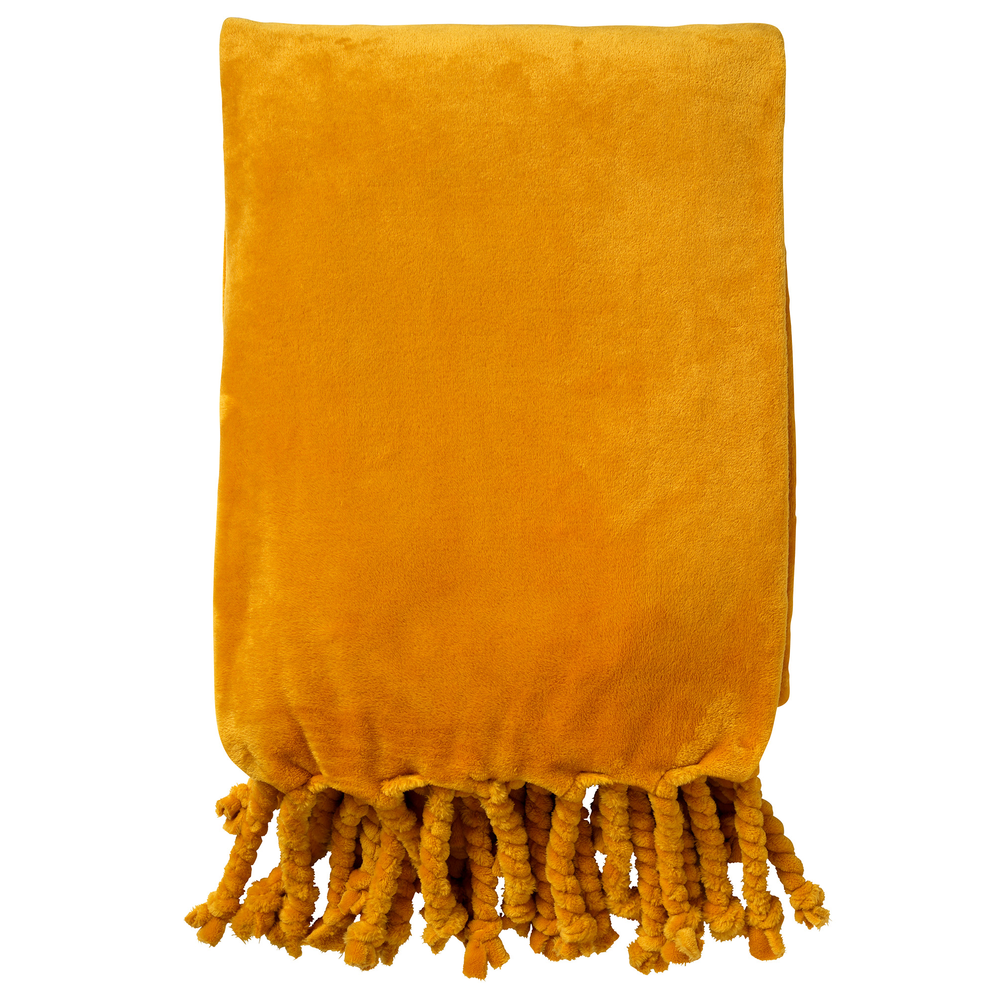 FLORIJN - Plaid Golden Glow 150x200 cm