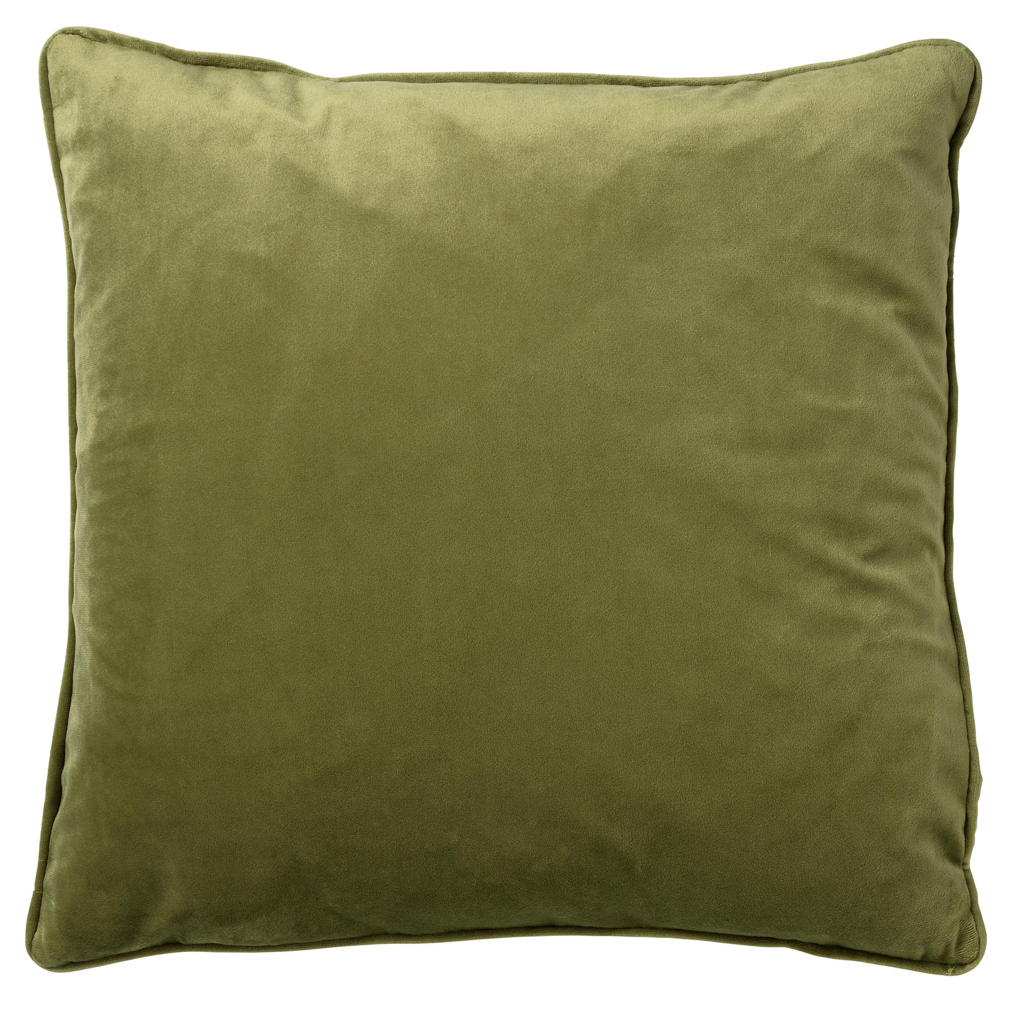 FINN - Sierkussen velvet Calliste Green 45x45 cm