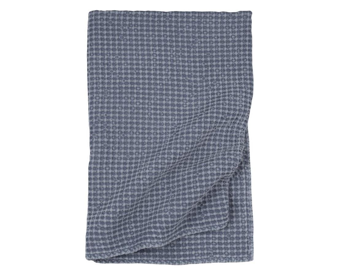 NILS - Walra Plaid blauw 130x180 cm