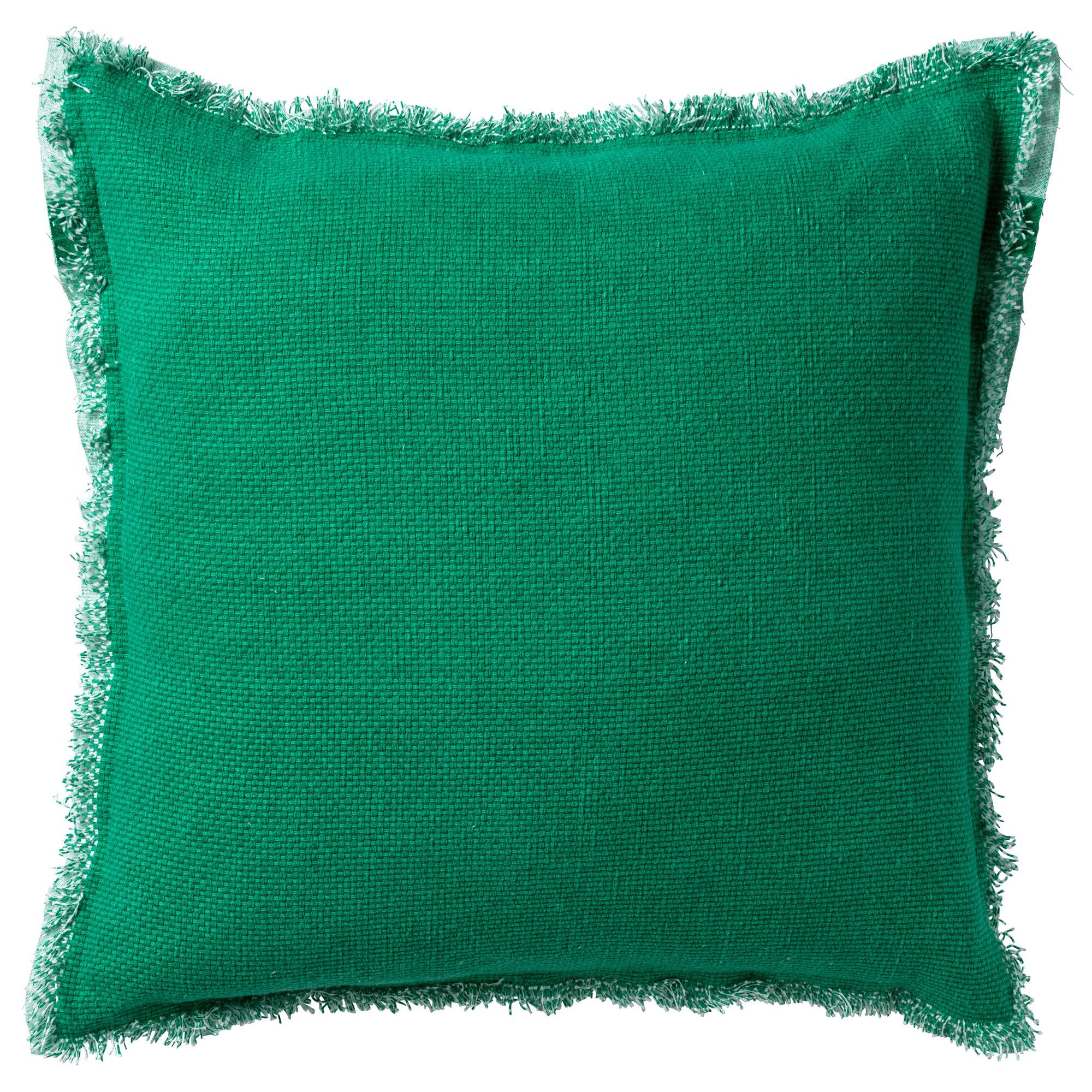 BURTO - Sierkussen van katoen Emerald 45x45 cm