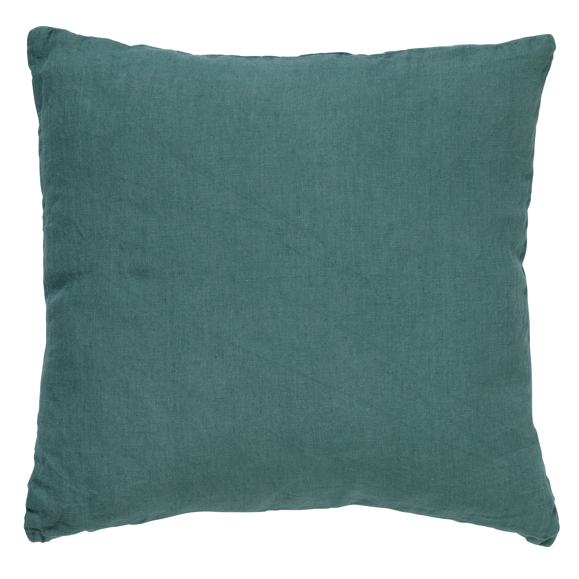LINN - Sierkussen linnen Sagebrush Green 45x45 cm