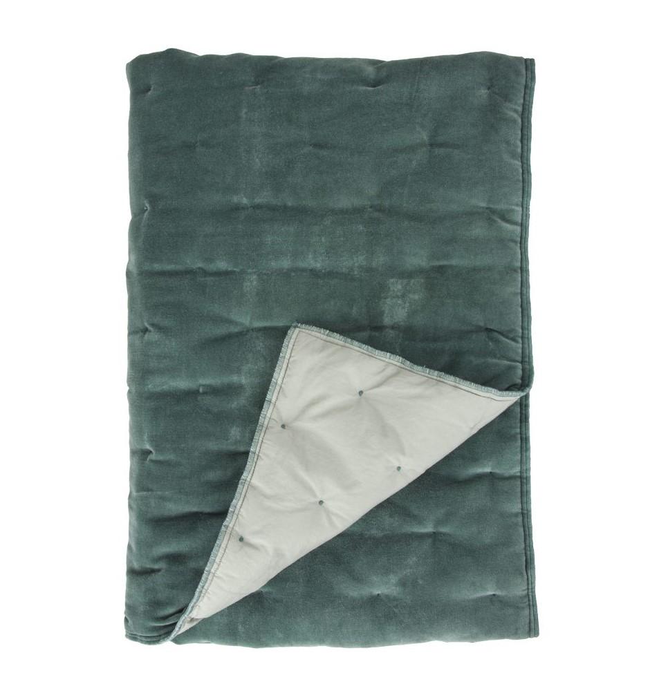 VELVET TOUCH - Walra Plaid jade 130x180 cm