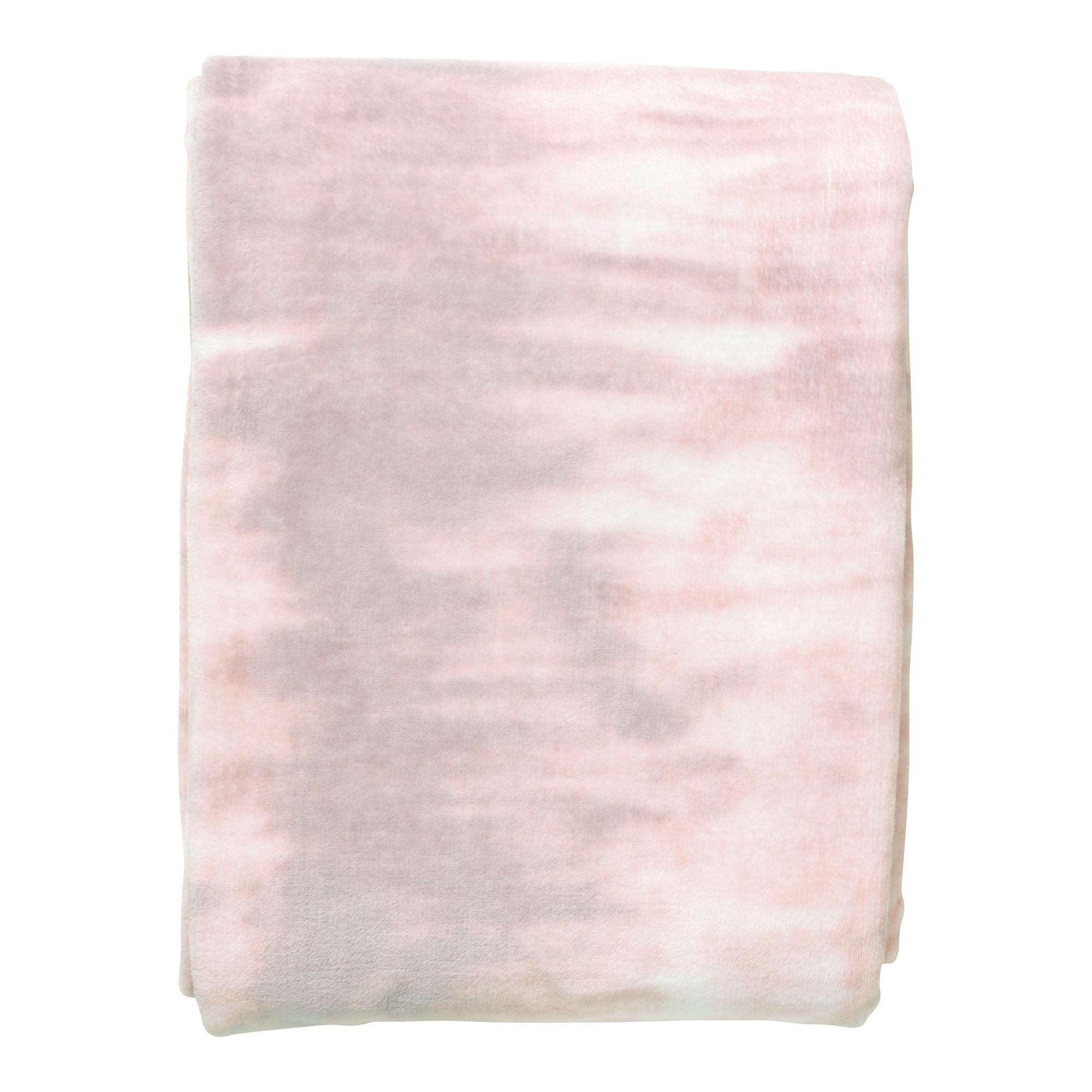 IMTEX - Plaid roze 130x180 cm