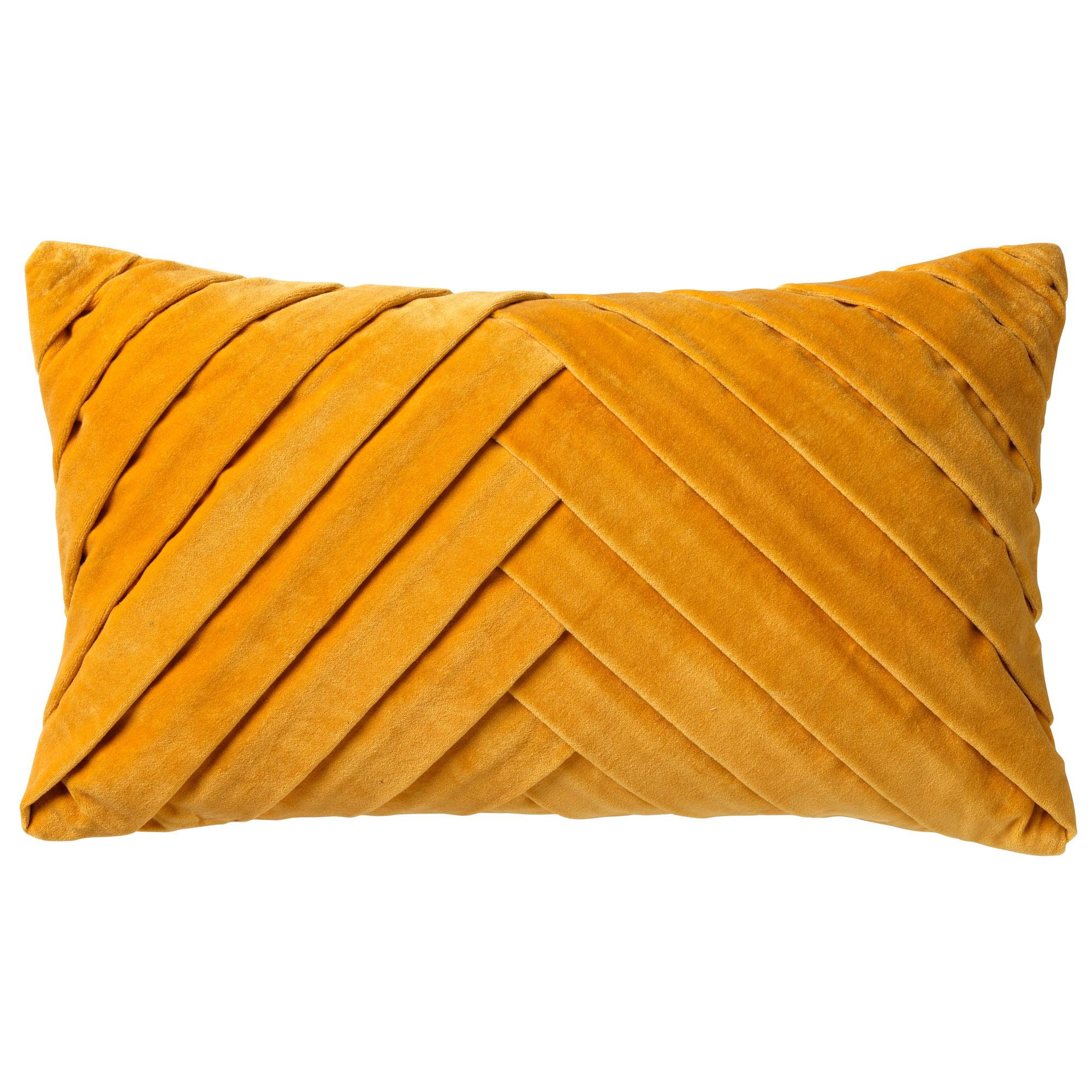 FEMM - Sierkussen velvet Golden 30x50 cm