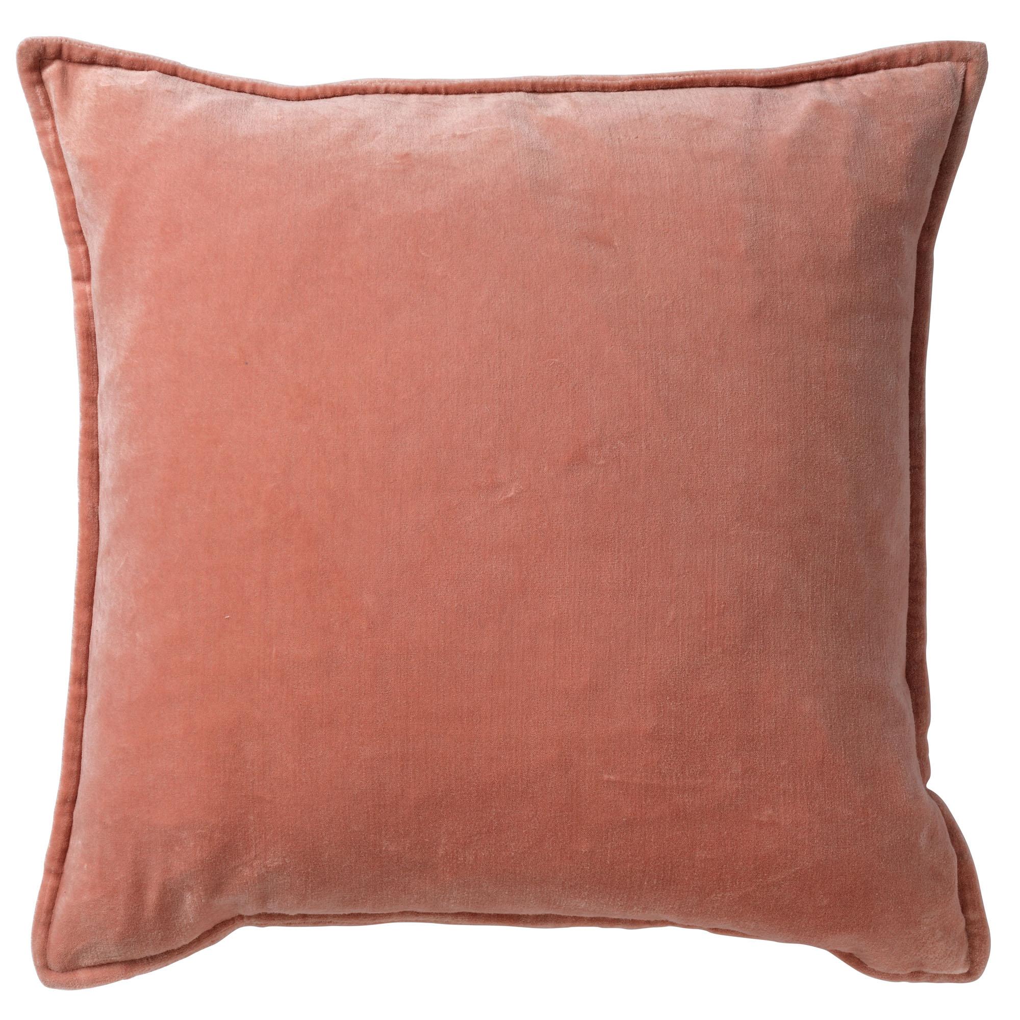 CAITH - Sierkussen velvet Muted Clay 50x50 cm