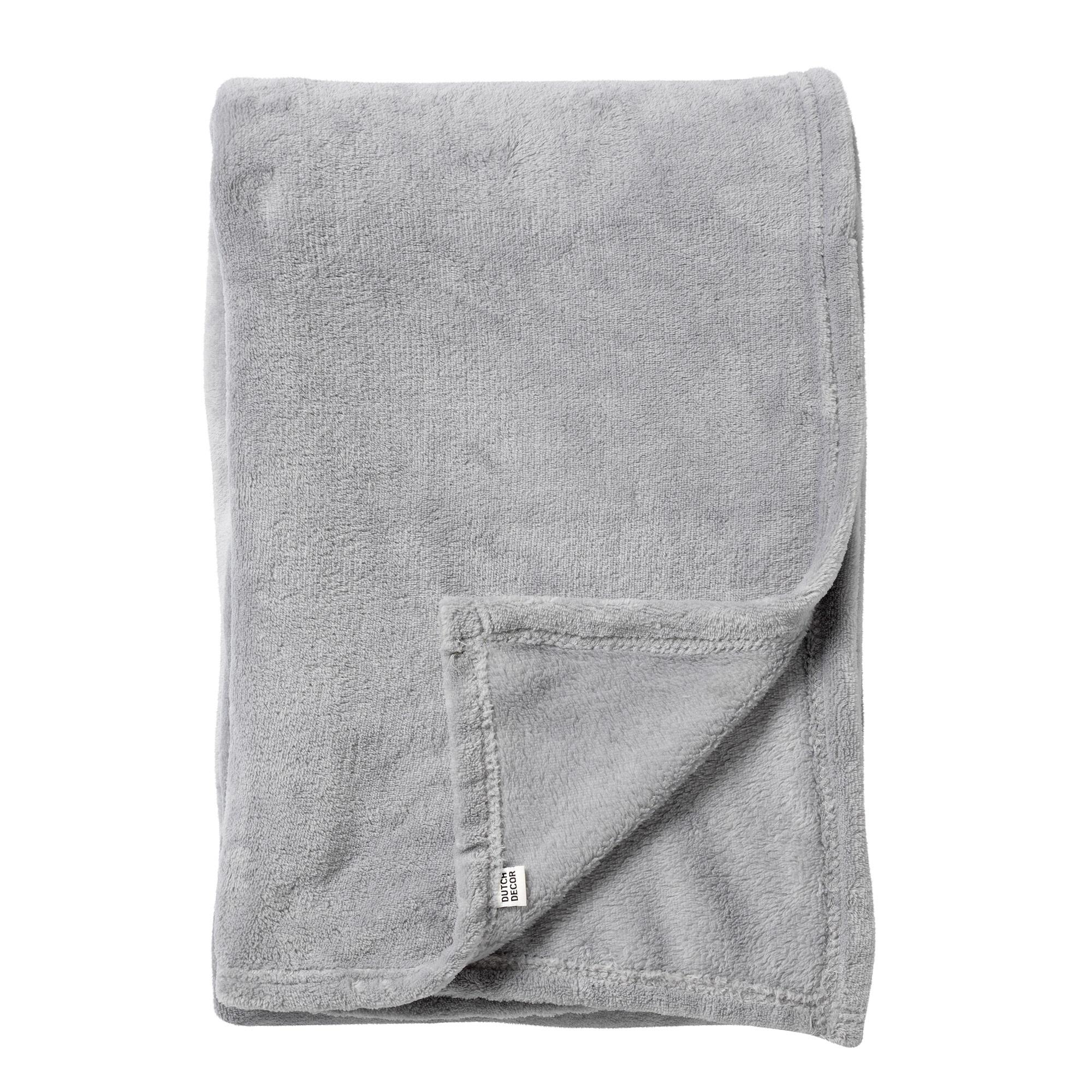 HARVEY - Plaid van fleece Micro Chip 150x200 cm