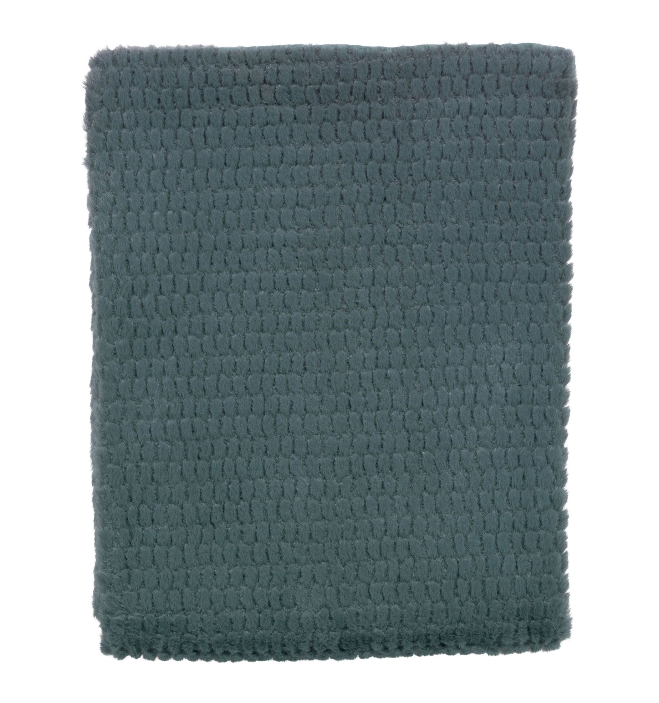 TIMY - Plaid groen 130x180 cm