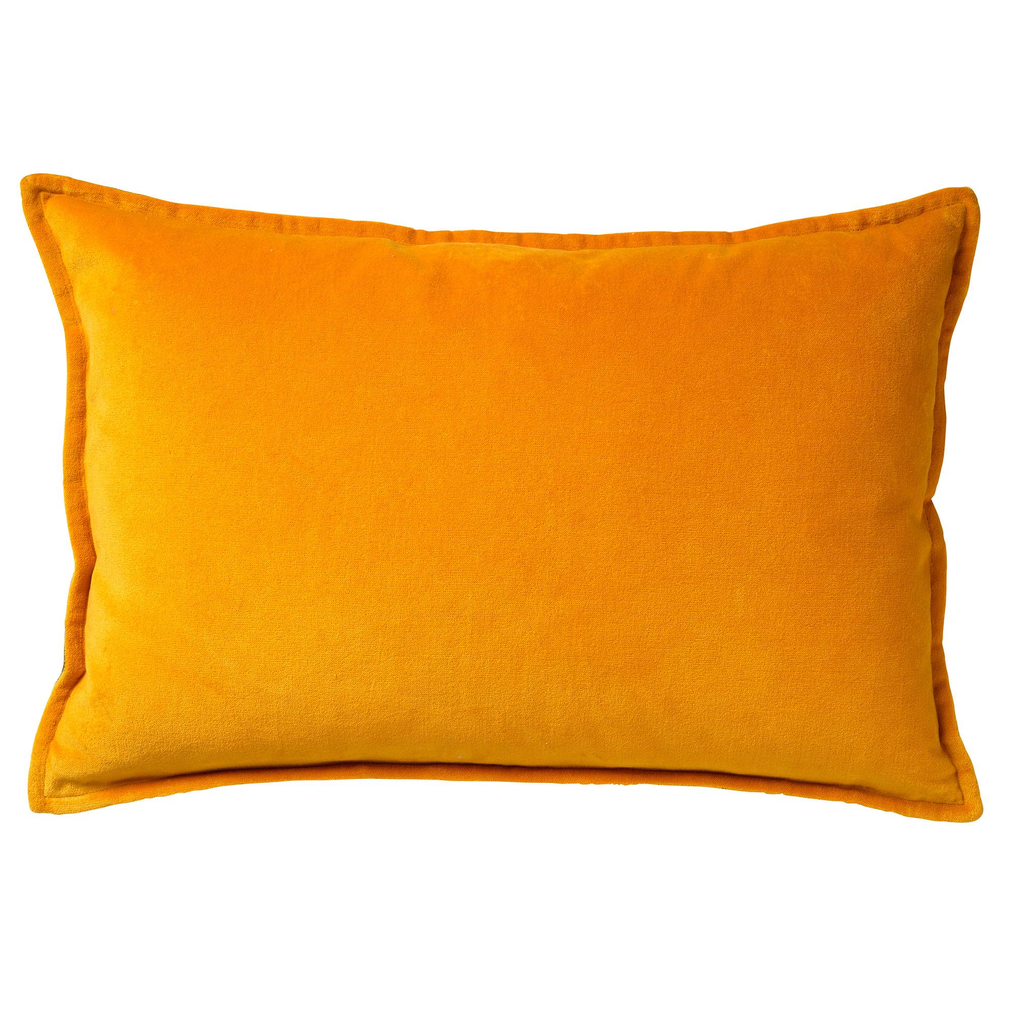 FAY - Sierkussen velvet Golden Glow 40x60 cm