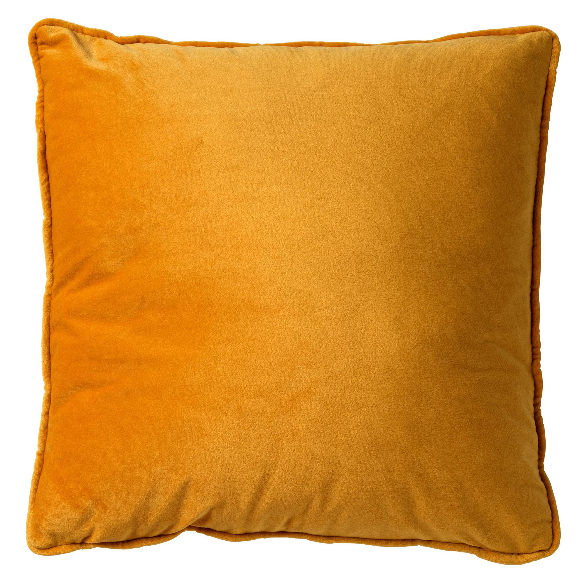 FINN - Sierkussen velvet Golden Glow 60x60 cm