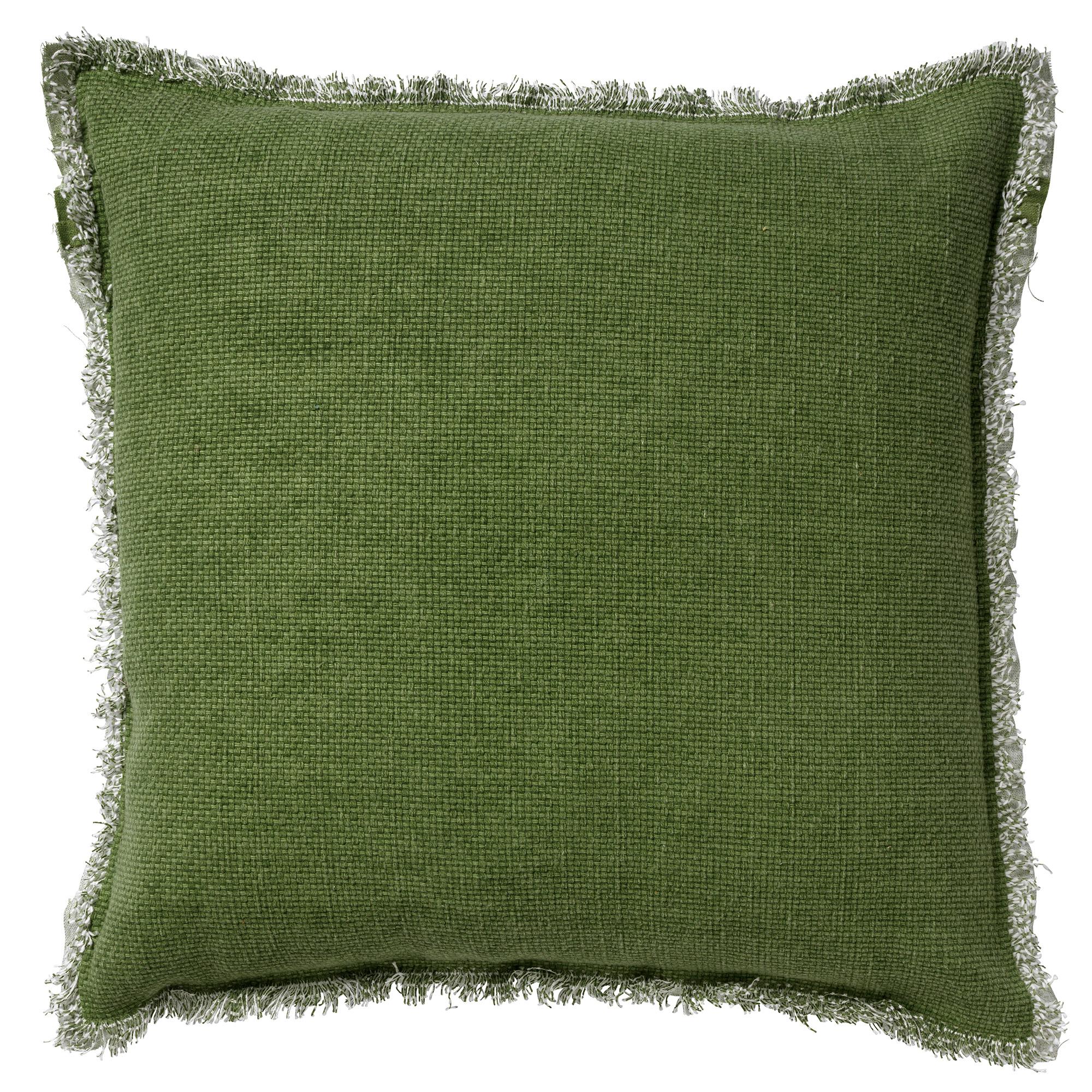 BURTO - Sierkussen van katoen Calliste Green 45x45 cm