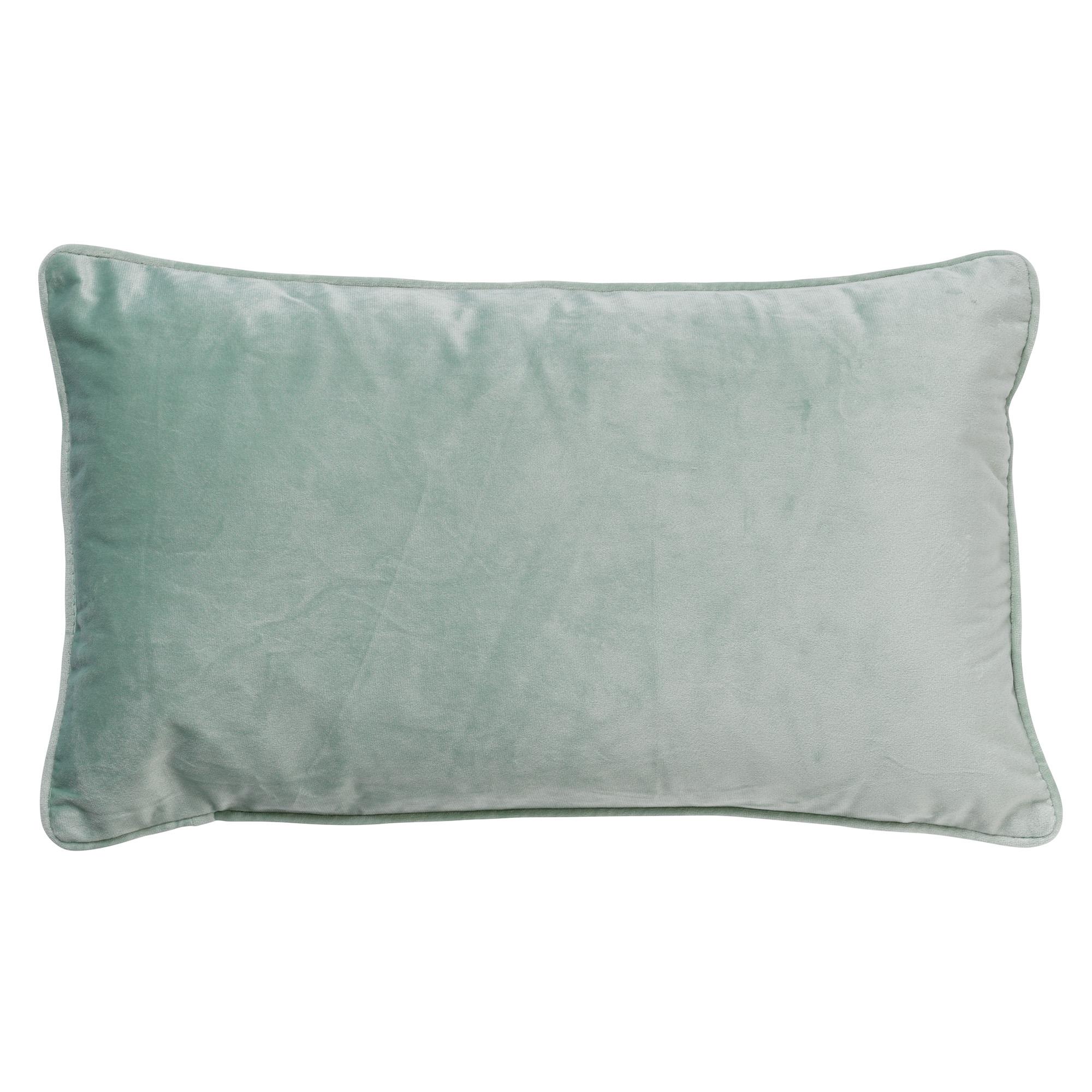 FINN - Sierkussen velvet Jadeite 30x50 cm