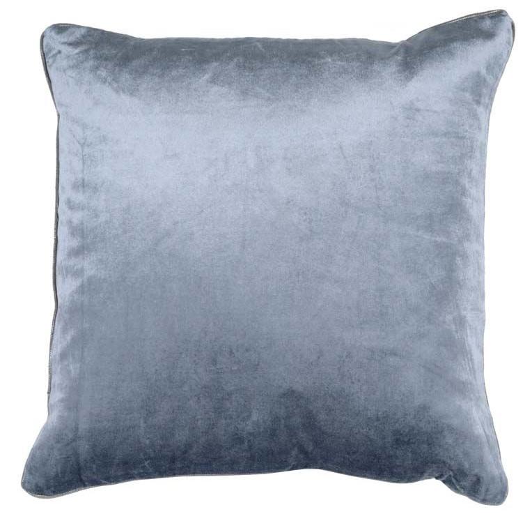 SAAR - Sierkussen Walra Saar 45x45 cm Blauw