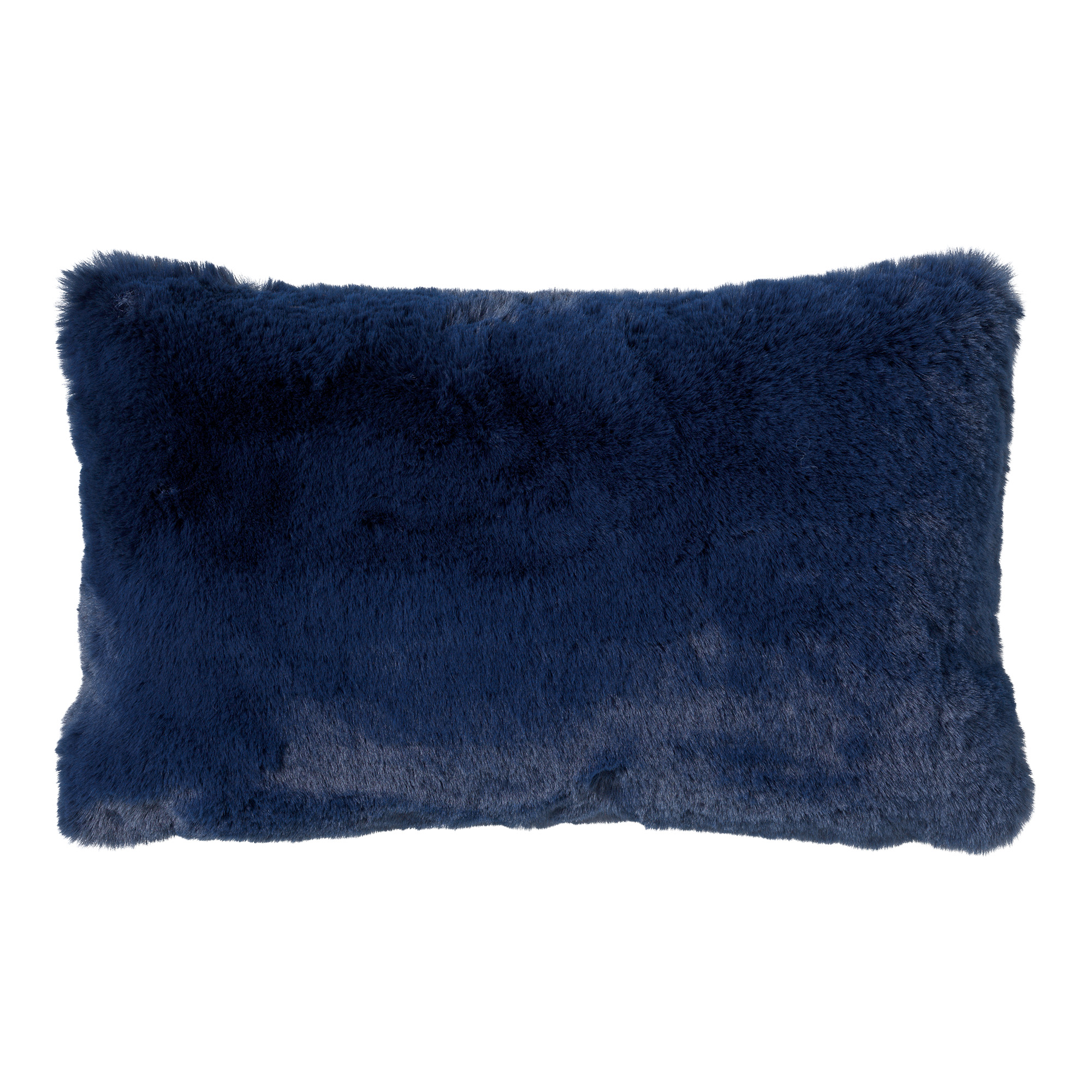 ZAYA - Sierkussen unikleur 30x50 cm Insignia Blue