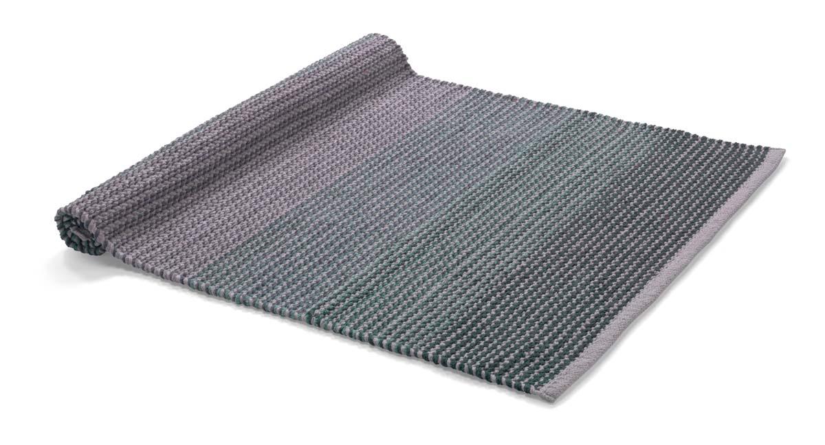 MORRIS - Vloermat groen multi 75x120 cm